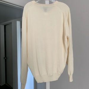 Jos. A. Bank Sweaters - Jos. A. Bank Cream Sweater